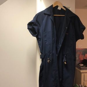 Other - Blue Jumpsuit